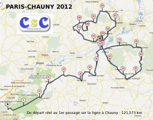 Paris-Chauny 2012 via Folembray