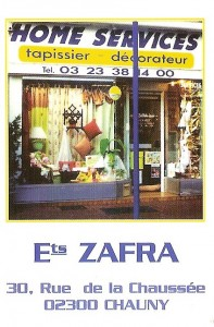 HOME SERVICES - Ets ZAFRA