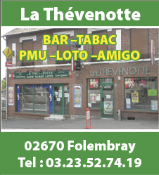Bar La Thévenotte Folembray 02