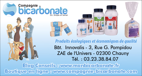 Compagnie Bicarbonate 02300CHAUNY